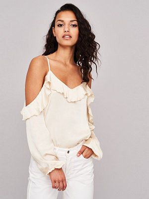 Gina Tricot Matilda cold shoulder top