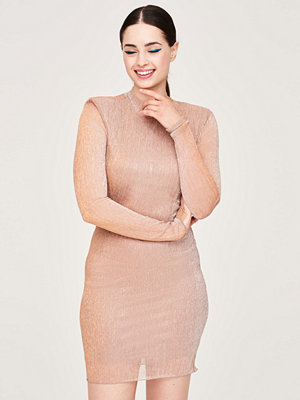 Gina Tricot Ada power shoulder dress