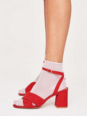 Strumpor - Gina Tricot Ebba glitter socks