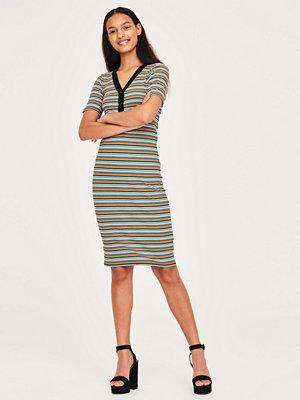 Gina Tricot Saga rib dress