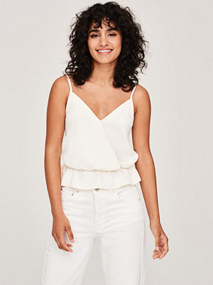 Gina Tricot Maggie wrap singlet
