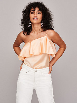 Gina Tricot Tindra one shoulder top