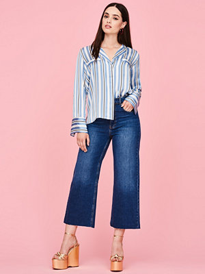 Gina Tricot Lo wide cropped jeans