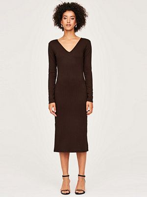 Gina Tricot Darcy rib dress