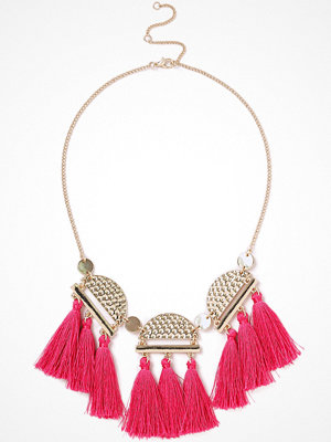 Gina Tricot halsband Hammer Tassel Necklace