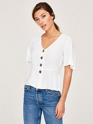 Gina Tricot Hannis button down blouse