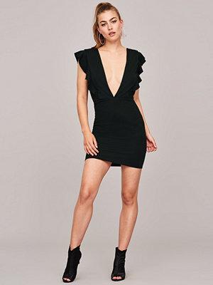 Gina Tricot Kiwi frill dress