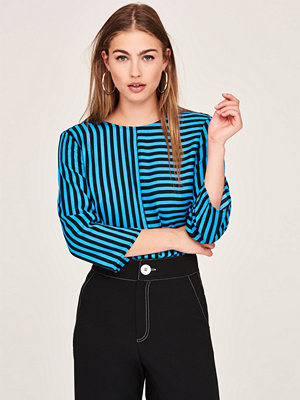 Gina Tricot Celeste striped blouse