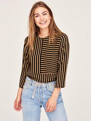 Gina Tricot Celeste striped blouse
