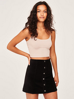 Gina Tricot Mandy cropped singlet