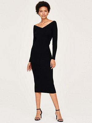 Gina Tricot Hanna stickad klänning