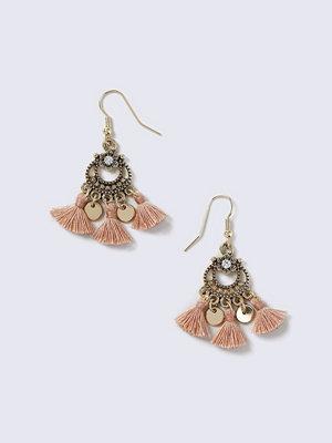 Gina Tricot örhängen Gold Look Mini Tassel Drop Earring