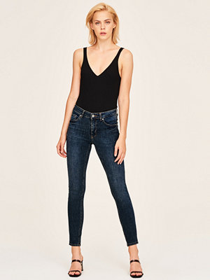 Jeans - Gina Tricot Lisen midwaist jeans