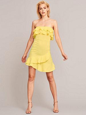 Gina Tricot Sandra frill dress