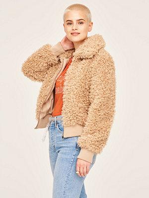 Gina Tricot Savanna faux fur jacket