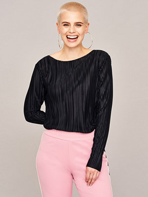 Gina Tricot Laura pleated topp
