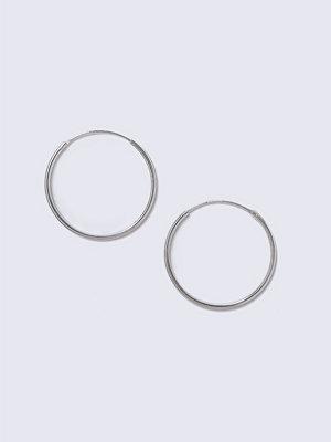 Gina Tricot örhängen Sterling Silver Medium Sleeper Earrings