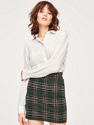 Gina Tricot Ella sidenskjorta