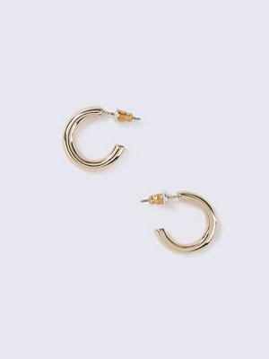 Gina Tricot örhängen Gold Look Mini Hoop Earrings