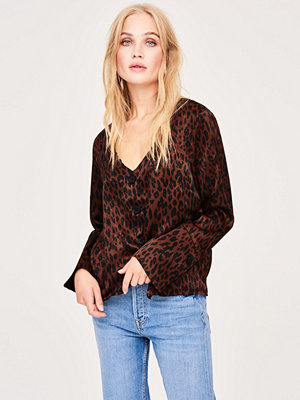 Gina Tricot Astrid button down blouse