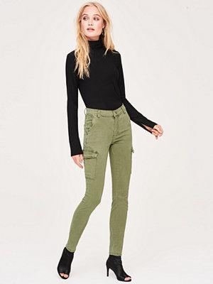 Gina Tricot Alva cargo jeans