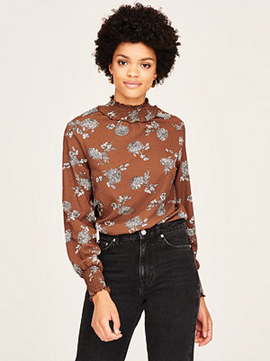 Gina Tricot Signe smock blouse