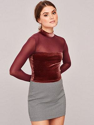 Gina Tricot Tiri mesh top