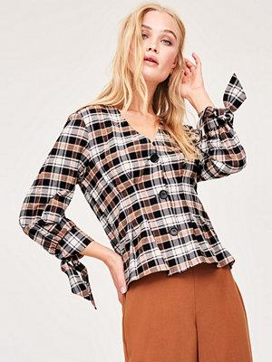 Gina Tricot Dilba button down blouse