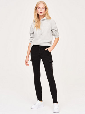 Jeans - Gina Tricot Alva cargo jeans