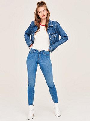 Gina Tricot Skinny low waist jeans