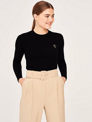Tröjor - Gina Tricot Hanna Ribbad tröja