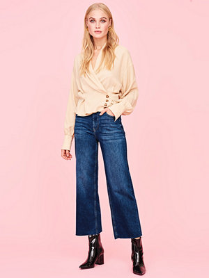 Gina Tricot Merve wide cropped jeans