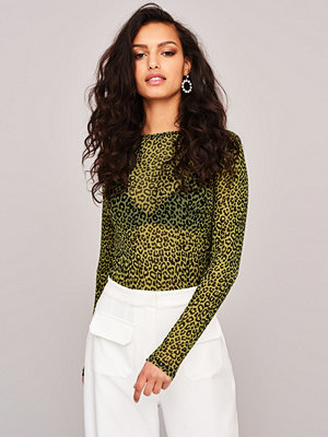 Gina Tricot Alissi mesh top