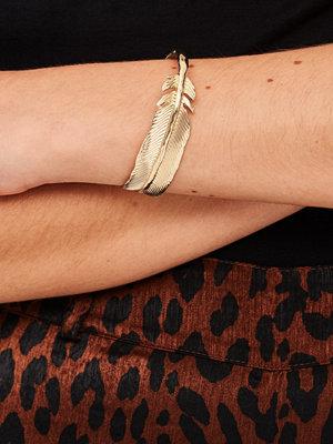 Gina Tricot armband Amalia feather bracelet