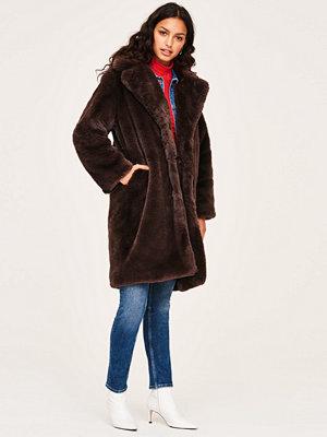 Gina Tricot Paula faux fur jacket