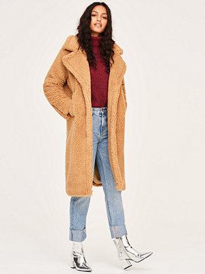 Gina Tricot Tuula faux fur coat