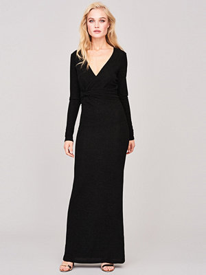 Gina Tricot Bae maxi drape dress