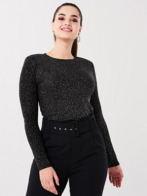 Gina Tricot Elvy power shoulder top