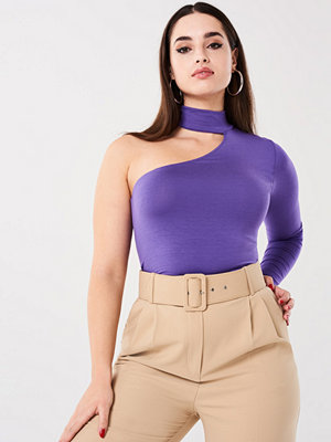 Gina Tricot Bonnie one shoulder top