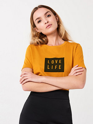 Gina Tricot Ivory t-shirt