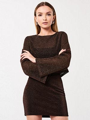 Gina Tricot Mini glitter skirt