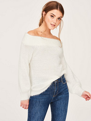 Gina Tricot My knitted offshoulder sweater