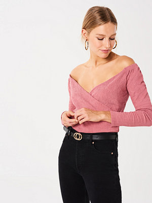 Gina Tricot Noelle wrap top