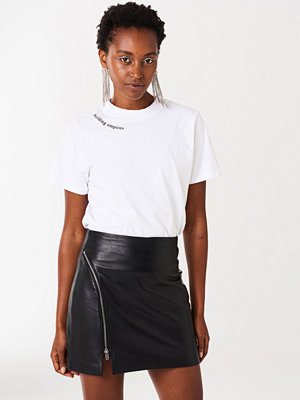 Gina Tricot Freddie leather kjol