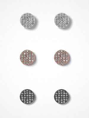 Gina Tricot örhängen Rhinestone Stud Multipack Earrings