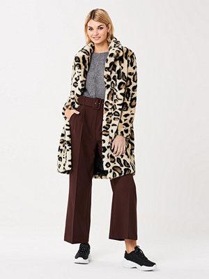 Gina Tricot Luna faux fur coat