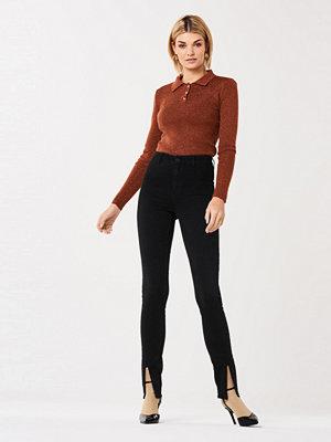Gina Tricot Donna slit jeans