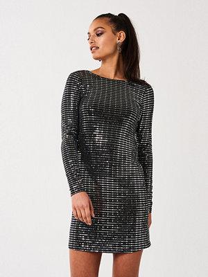 Gina Tricot Clary glitter dress