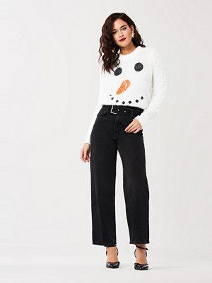 Gina Tricot Rudie stickad tröja