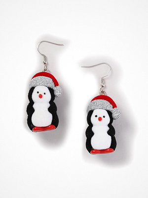 Gina Tricot örhängen Christmas Penguin Earrings